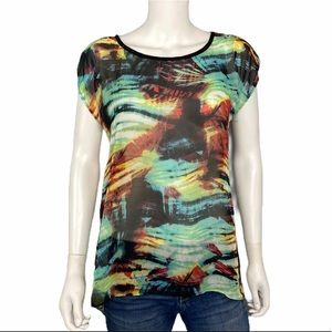 Chenault Multicolored Shirt Size S